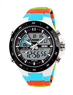 Herrn Damen Sportuhr Militäruhr Kleideruhr Taschenuhr Smart Watch Modeuhr Armbanduhr Einzigartige kreative Uhr Digitaluhr Chinesisch