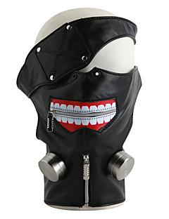 Innoittamana Tokio Ghoul Cosplay Anime Cosplay-asut Mask Naamio Käyttötarkoitus Miehet