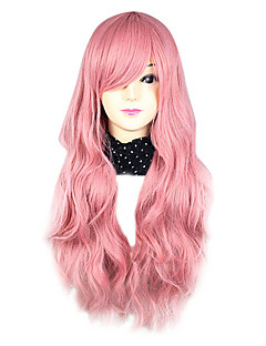 cheap Lolita Wigs-Lolita Wigs Sweet Lolita Dress Pink Lolita Lolita Wig 75 CM Cosplay Wigs Wig For