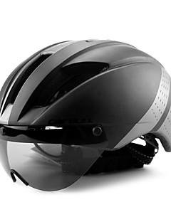 billiga Cykling-CAIRBULL Vuxen cykelhjälm / Hjälm 11 Ventiler CE EN 1077 Certifiering Stöttålig, Lättvikt EPS Vägcykling / Mountainbike - Gul / Svart / Svart / Blå / Röd+Svart