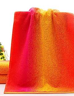 Frisse stijl Handdoek,Gestreept Superieure kwaliteit 100% Katoen Handdoek