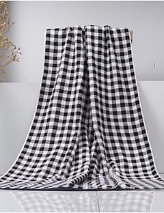 Frischer Stil Badehandtuch Gehobene Qualität Gemischte Polyester/Baumwolle Handtuch
