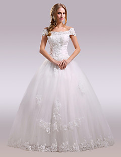 Cheap wedding dresses online wedding dresses for 2017 ball gown off the shoulder floor length lace satin tulle wedding dress with beading junglespirit Gallery