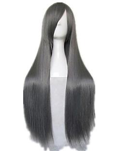 コスプレウィッグ ファイナルファンタジー Sephiroth アニメ/ビデオゲーム コスプレウィッグ 80 cm 耐熱繊維 男女兼用