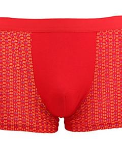 Men's Sports Print Boxers Underwear