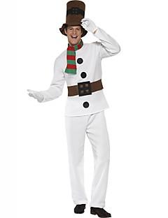 Clovn/Burlești Costume film & teme TV Costume Cosplay Mascaradă Bărbătesc Halloween Carnaval An Nou Oktoberfest Festival / Sărbătoare