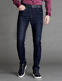 billige Herrebukser og -shorts-Herre Vintage Store størrelser Jeans Bukser Bukser Ensfarget