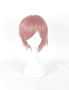 baratos Cosplay Anime-Perucas de Cosplay Prince of Tennis Hajime Mizuki Anime Perucas de Cosplay 35cm CM Fibra Resistente ao Calor Homens Mulheres