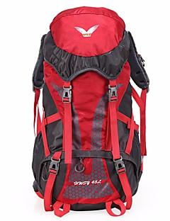 男性 バッグ ナイロン スポーツ&レジャーバッグ ジッパー のために 登山 オールシーズン グリーン ブラック オレンジ ルビーレッド イエロー