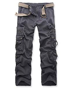 tanie Turystyczne spodnie i szorty-Męskie Turistické kalhoty Na wolnym powietrzu Trener Chodzenie Spodnie Wędkarstwo Kemping Chodzenie