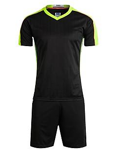 tanie Koszulki piłkarskie i szorty-Dla obu płci Piłka nożna Bluza Dresowa Trener / Oddychalność Lato Jendolity kolor Poliester Piłka nożna