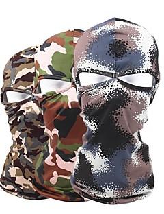 billige Sykkelklær-Ansiktsmaske balaclavas Alle årstider Hold Varm Camping & Fjellvandring Ski & Snowboard Sykling / Sykkel Sykkel Unisex Polyester