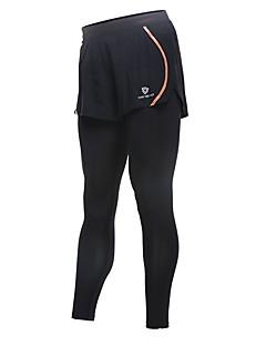 billige Løbetøj-Dame Løbetights Tights - Sport Løb Hurtigtørrende Orange, Grøn, Grå
