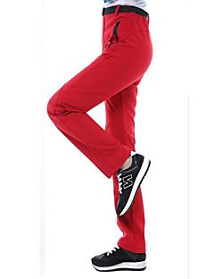 baratos Calças e Shorts para Trilhas-Mulheres Calças de Trilha A Prova de Vento, Prova-de-Água, Térmico / Quente Acampar e Caminhar / Esqui / Esportes de Inverno Algodão Calças Roupa de Esqui