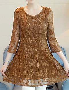 baratos Blusas Femininas-Mulheres Tamanhos Grandes Blusa Básico