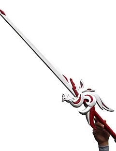 billige Anime cosplay-Sverd Inspirert av King of Glory Andre Anime Cosplay-tilbehør Sverd PU