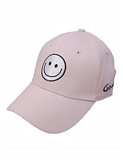 billige Trendy hatter-Unisex Vintage Søtt Fritid Baseballcaps - Delt, Ensfarget