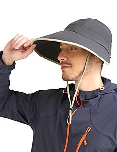 billige Clothing Accessories-VEPEAL Joggelue Hatt Vår Sommer Vandring Fort Tørring Vindtett UPF50+ UV-bestandig Pusteevne Vandring Fisking Utendørs Trening Reise