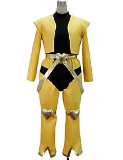 """billige Anime Kostymer-Inspirert av Jojos Bizarre Adventure Cosplay Anime  """"Cosplay-kostymer"""" Cosplay Klær Annen Langermet Topp / Bukser / Mer Tilbehør Til Herre / Dame"""