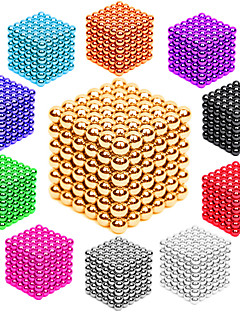 cheap -216 pcs 3mm Magnet Toy Magnetic Balls Building Blocks Super Strong Rare-Earth Magnets Neodymium Magnet Stress and Anxiety Relief Office Desk Toys DIY Adults' / Children's Unisex Boys' Girls' Toy Gift