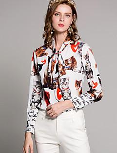 billige Dametopper-Skjorte Dame - Dyr Grunnleggende