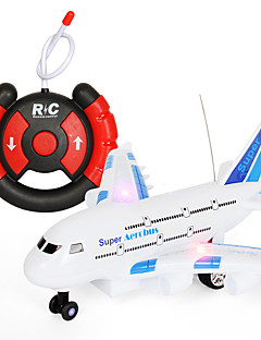 cheap -Toy Airplane Plane Classic Theme New Design / Simulation / Exquisite Plastic & Metal Unisex Kid's Gift 1 pcs