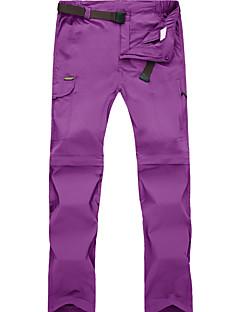 tanie Odzież turystyczna-Damskie Turistické kalhoty Na wolnym powietrzu Fast Dry Quick Dry Odvádí pot Oddychalność Spodnie Doły Outdoor Exercise Multisport