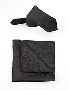 tanie Pan młody i drużbowie-Męskie Vintage / Praca Krawat Żakard / Garnitury