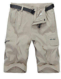 cheap Hiking Trousers & Shorts-Men's Hiking Shorts Outdoor Fast Dry / Quick Dry / Sweat-Wicking Shorts / Bottoms Outdoor Exercise / Multisport