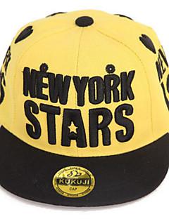 tanie Akcesoria dla dzieci-Kapelusze i czapki - Dla obu płci - Na każdy sezon - Poliester Niebieski White Black Czerwony Yellow