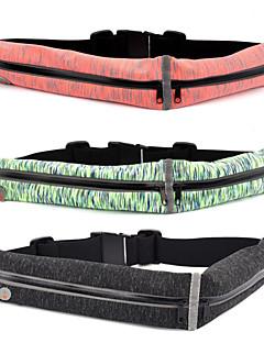 billiga Ryggsäckar och väskor-Magväskor - Lättvikt, Regnsäker, Multifunktionell Yoga, Löpning Svart, Röd, Grön