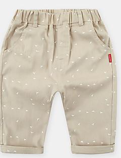 billige Drengebukser-Børn Drenge Prikker Bukser