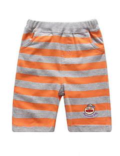 billige Drengebukser-Børn Drenge Stribet Uden ærmer Shorts