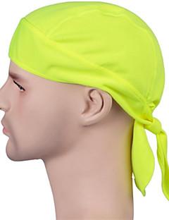 billige Sykkelklær-Ansiktsmaske / Headsweat Alle årstider Hold Varm / Sykling / Fitness, Løping & Yoga Camping & Fjellvandring / Utendørs Trening / Sykling / Sykkel Unisex Spandex Ensfarget
