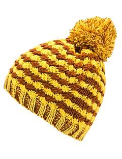 tanie Odzież turystyczna-VEPEAL Skull Caps Zima Wiatroodporna / Utrzymuj ciepło / Rozciągliwe Piesze wycieczki / Podróżowanie / Chodzenie Damskie Akryl Patchwork