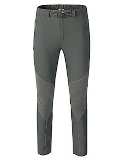 tanie Turystyczne spodnie i szorty-Męskie Spodnie turystyczne Na wolnym powietrzu Lekki, Szybkie wysychanie, Oddychalność Spandeks Spodnie Piesze wycieczki / Ćwiczenia na zewnątrz