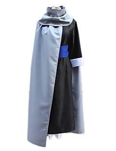 """billige Anime Kostymer-Inspirert av Gintama Cosplay Anime  """"Cosplay-kostymer"""" Cosplay Klær Helfarge / Animé Topp / Bukser / Belte Til Herre"""