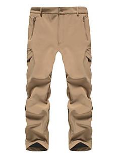 tanie Turystyczne spodnie i szorty-Męskie Spodnie turystyczne Na wolnym powietrzu Wiatroodporna, Ochrona przed deszczem, Szybkie wysychanie Spandeks Spodnie Ćwiczenia na zewnątrz