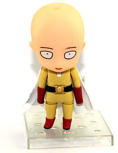 billige Anime cosplay-Anime Action Figurer Inspirert av En Punch Man Uchiha Obito Saitama PVC 9 cm CM Modell Leker Dukke