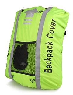 billiga Ryggsäckar och väskor-25-40 L Regnskydd - Lättvikt, Regnsäker, Reflexremsa Utomhus Camping, Cykel, Resor oxford Orange, Grön, Blå