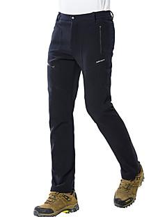 baratos Calças e Shorts para Trilhas-Homens Calças de Trilha Ao ar livre Á Prova-de-Chuva, Respirabilidade, Vestível Inverno Calças Equitação Exercicio Exterior XXXL 4XL 5XL / Micro-Elástica