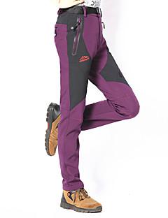 tanie Turystyczne spodnie i szorty-Damskie Spodnie turystyczne Na wolnym powietrzu Odporność na wiatr, Oddychalność Spodnie / Doły Narciarstwo / Piesze wycieczki / Ćwiczenia na zewnątrz