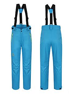 abordables Esquí y Snowboard-Mujer Pantalones de Esquí Impermeable, Mantiene abrigado, Transpirabilidad Esquí / Camping y senderismo / Snowboard Poliéster, POLY, Algodón de Giro Pantalones de babero de nieve Ropa de Esquí