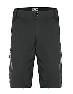 billige Sykkelbukser,Shorts,Strømpebukser, Tights-WOSAWE Herre / Dame Sykkelbukser Sykkel Bunner Svart Fjellsykling Komfortabel form Sykkelklær
