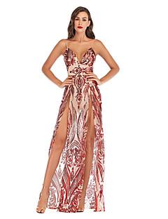 4bcc0ff56 baratos Vestidos de Festa-Mulheres Elegante Bainha Vestido Longo. Mulheres  Elegante Bainha Vestido Longo