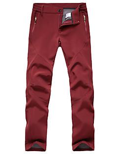tanie Odzież turystyczna-Damskie Spodnie turystyczne Na wolnym powietrzu Odporność na wiatr, Oddychalność, Zdatny do noszenia Jesień, Zima Spandeks Spodnie Piesze wycieczki Wspinaczka Kemping XL XXL XXXL - FLYGAGa