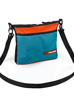 billiga Ryggsäckar och väskor-Naturehike 4 L Axelremsväska - Lättvikt, Regnsäker Utomhus Camping, Resor Nylon Orange, Grön, Blå