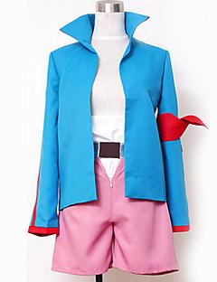 """billige Anime cosplay-Inspirert av Gurren Lagann Cosplay Anime  """"Cosplay-kostymer"""" Cosplay Klær Moderne Frakk / Topp / Bukser Til Herre / Dame"""