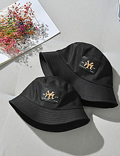 33e96774090 Women s Unisex Party Active Cute Cotton Bowler   Cloche Hat Bucket Hat  Floppy Hat-Floral Spring All Seasons Black Blushing Pink Yellow