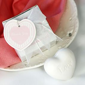 abordables Cadeaux Utiles pour Invités-Mariage / Fête / Soirée / Enterrement de Vie de Jeune Fille Matière Cadeaux Utiles / Bain & Savon / Autres Thème classique / Vacances / Mariage